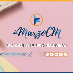 Calendario-efemerides-marzo-Leo-Farinango-CS-Community-Manager-Quito